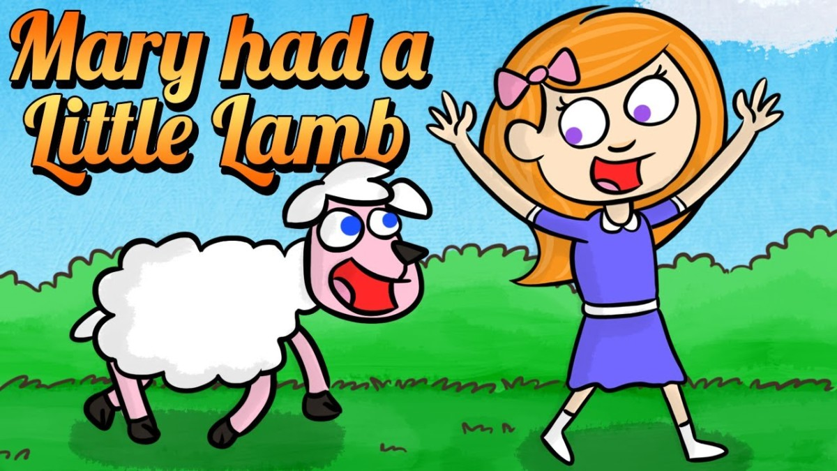 Image result for mary had a little lamb